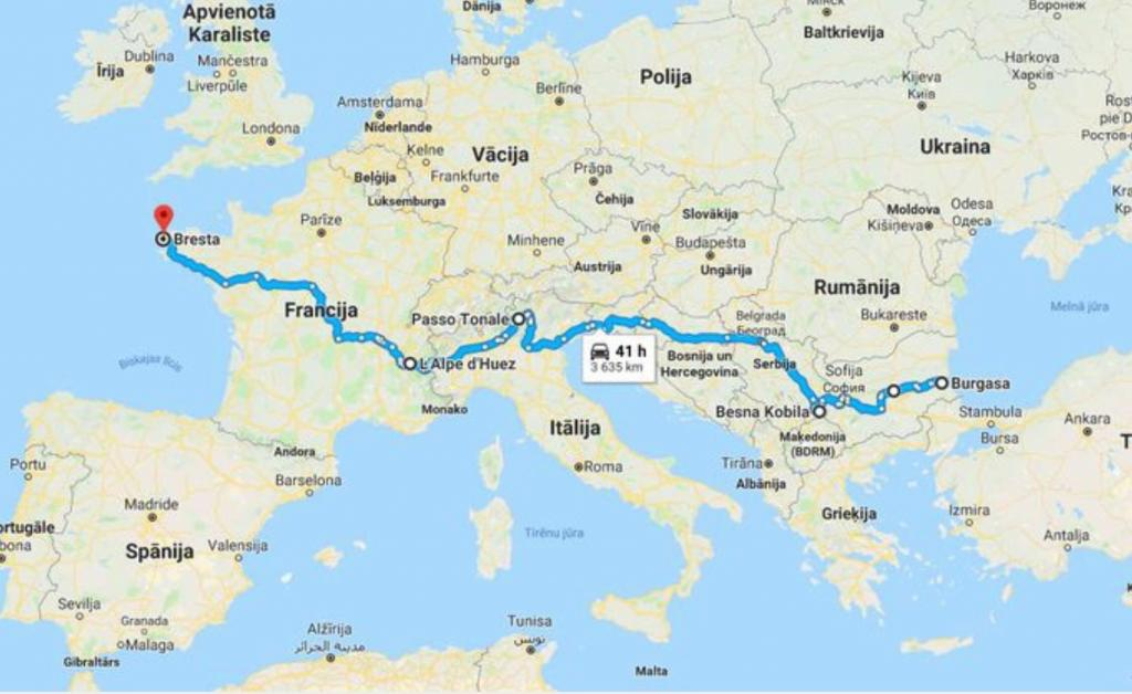 The Transcontinental Race 2019