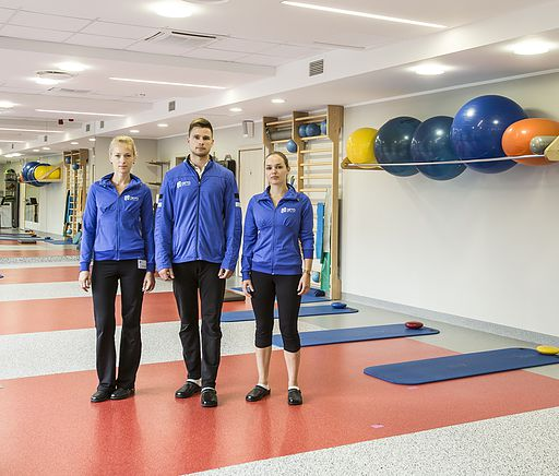 PHYSIOTHERAPY/REHABILITATION