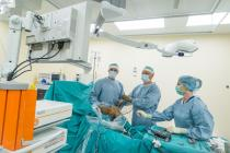 Surgery at the ORTO clinic